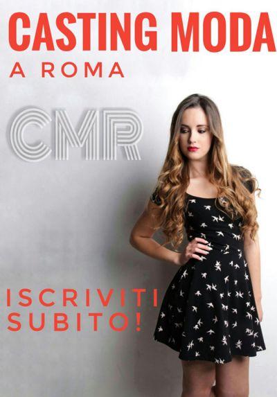 CastingModaRoma seleziona ragazzi/e da lanciare nel mondo dello spettacolo - Roma